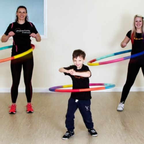 PowerHoop - Fitness