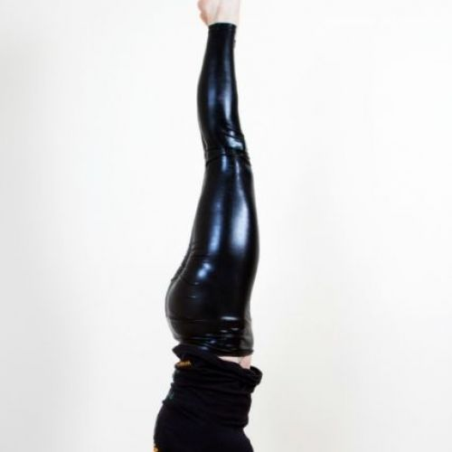 Yoga - Jane - Headstand