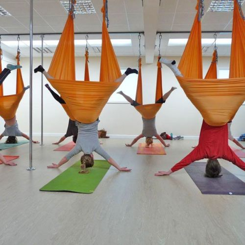 Aerial Yoga - group exercise