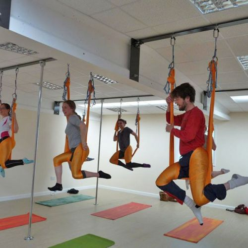 Aerial Yoga - anti Gravity yoga