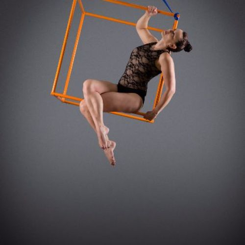 cube - aerial - fitness