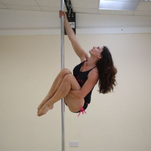 Pole-jane-armhold