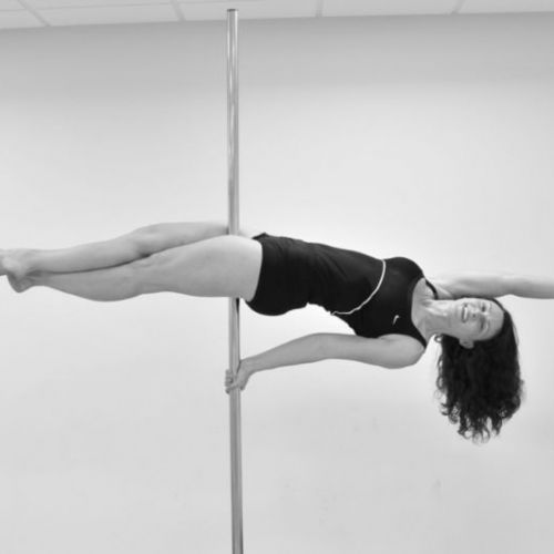 Pole - horizontal - jane