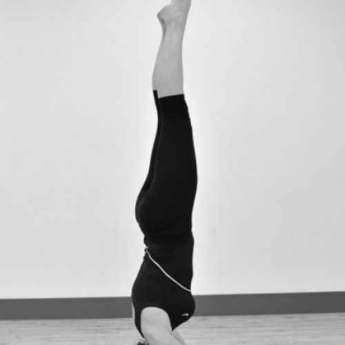 headstand - jane