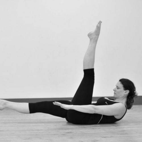 Pilates - stretching - abdominals