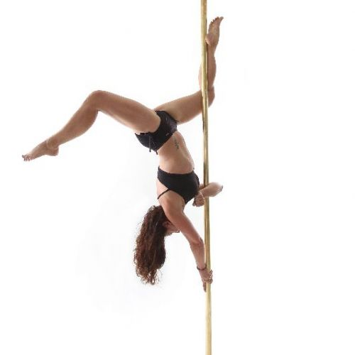 Elbow butterfly - pole